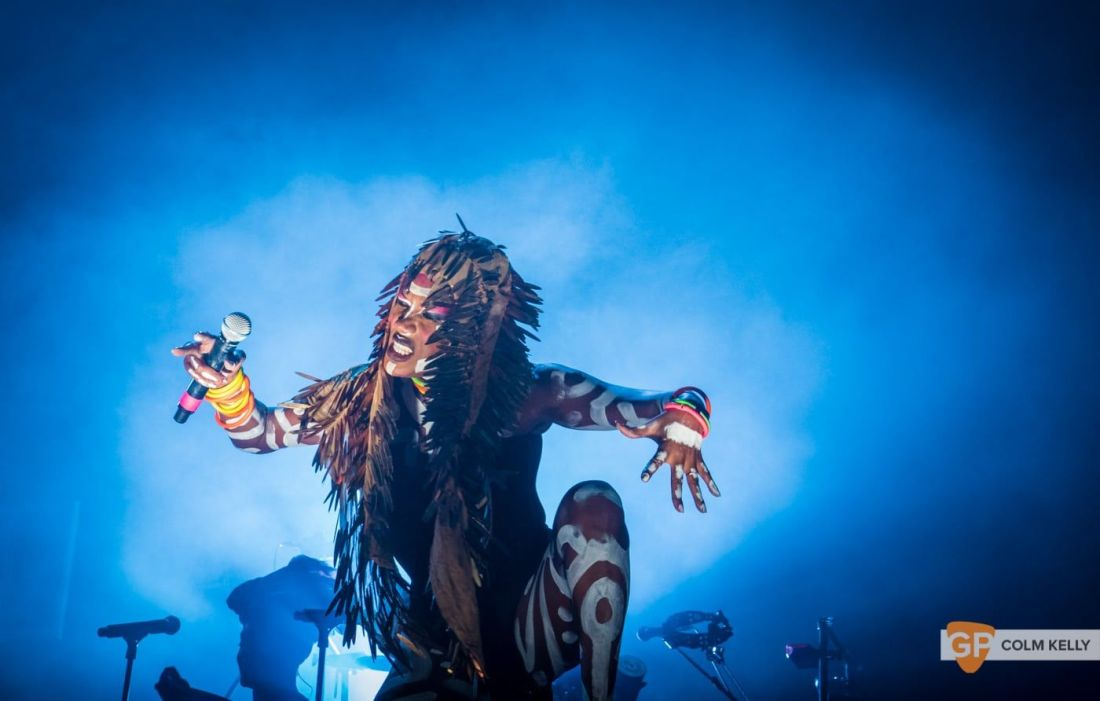 Grace Jones at Trinity Summer Sessions 23.7.2018 by Colm Kelly-7-142