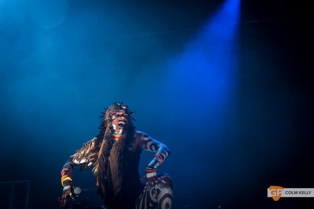 Grace Jones at Trinity Summer Sessions 23.7.2018 by Colm Kelly-7-149