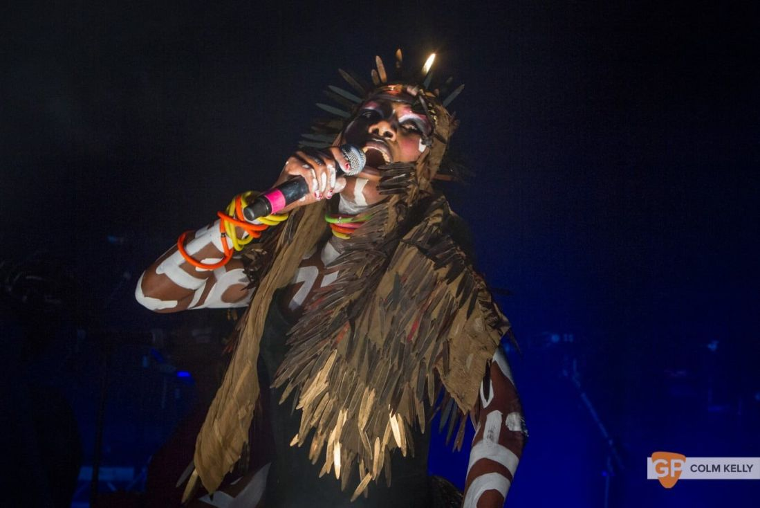 Grace Jones at Trinity Summer Sessions 23.7.2018 by Colm Kelly-7-190