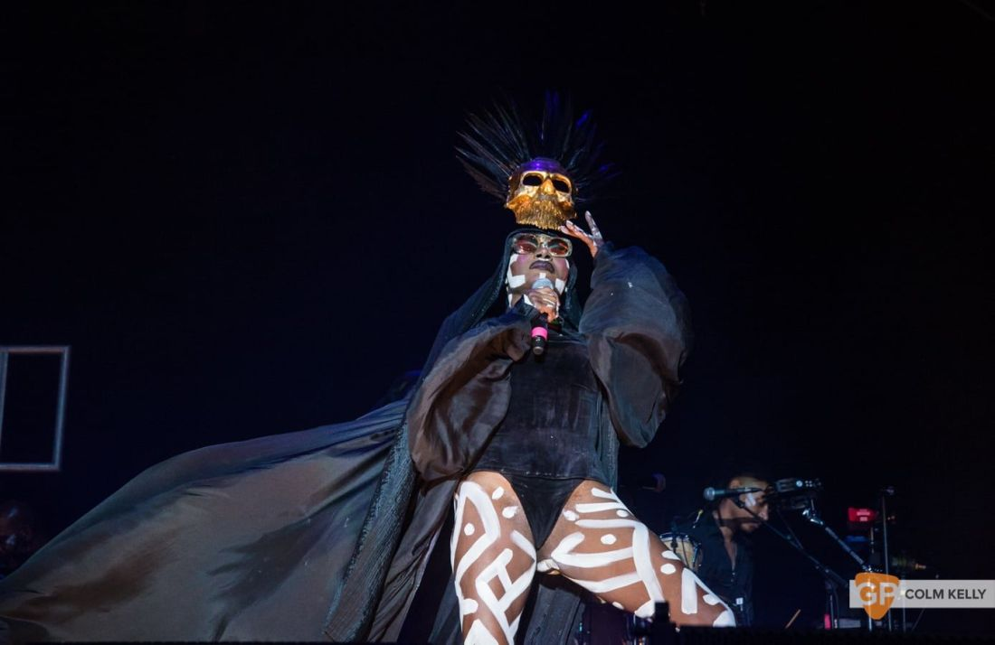 Grace Jones at Trinity Summer Sessions 23.7.2018 by Colm Kelly-7-210