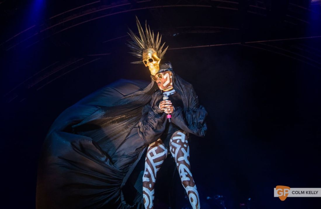 Grace Jones at Trinity Summer Sessions 23.7.2018 by Colm Kelly-7-3
