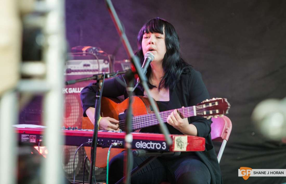 Katie Kim, At Townlands Carnival, Macroom, Co. Cork (Shane J Horan) (1 of 2)