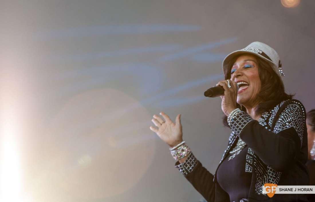 Sister Sledge, At Townlands Carnival, Macroom, Co. Cork (Shane J Horan) (1 of 14)