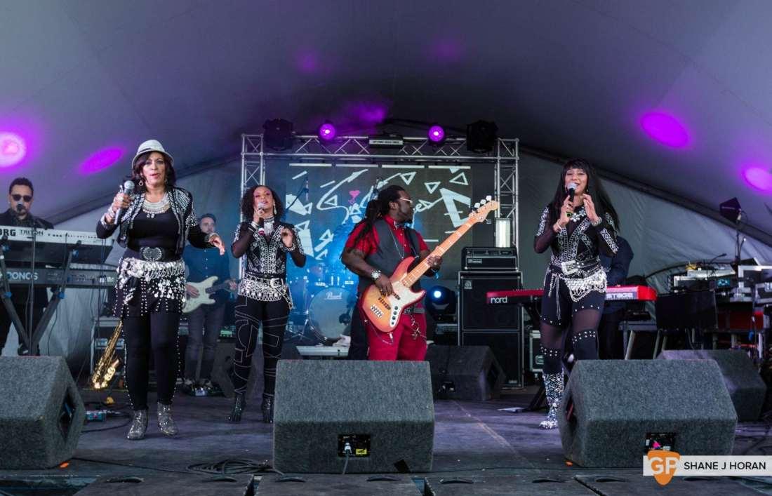 Sister Sledge, At Townlands Carnival, Macroom, Co. Cork (Shane J Horan) (10 of 14)