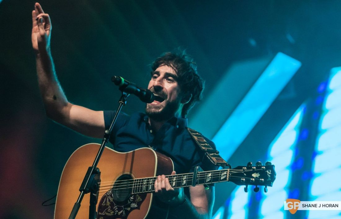 The Coronas, Marquee, Shane J Horan, 13-7-18 (11 of 15)