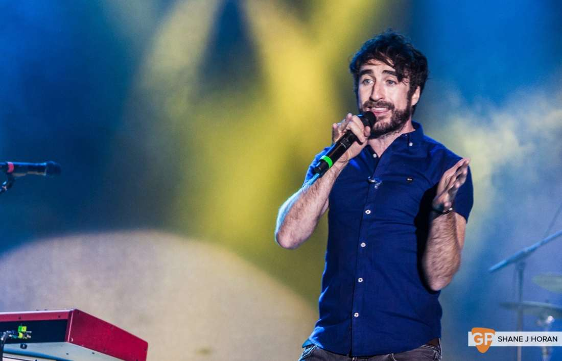 The Coronas, Marquee, Shane J Horan, 13-7-18 (8 of 15)
