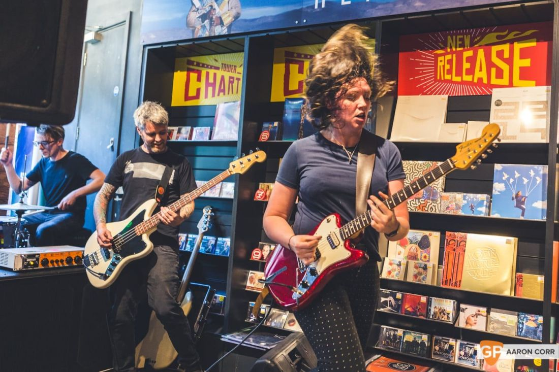 Bitch Falcon Vinyl Launch in Tower Records by Aaron Corr-3212