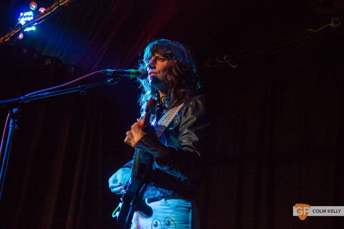 Eleanor Friedberger at The Grand Social 18.8.2018 by Colm Kelly-8-25