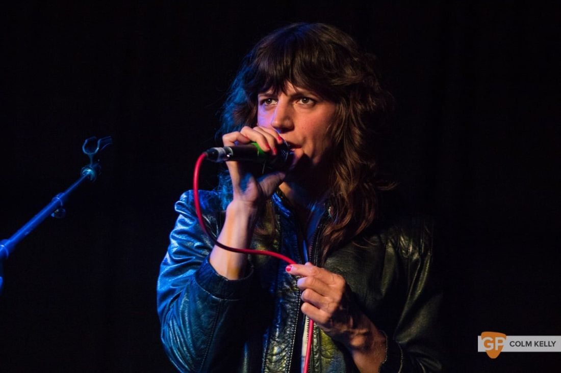Eleanor Friedberger at The Grand Social 18.8.2018 by Colm Kelly-8-42