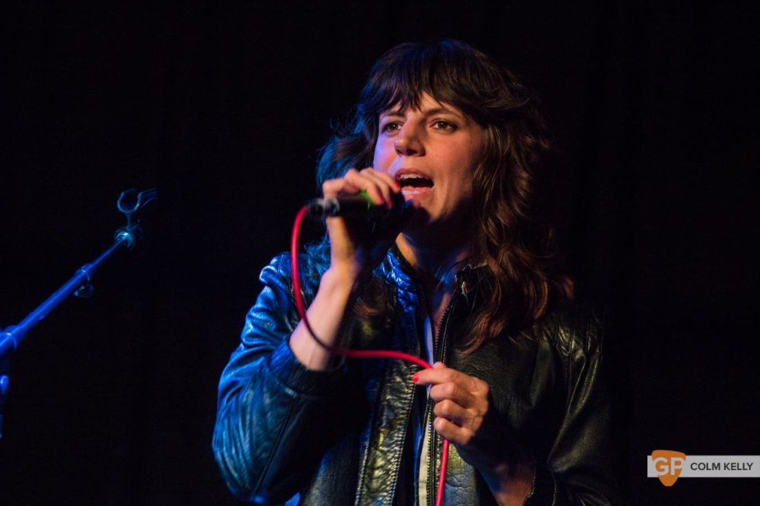 Eleanor Friedberger at The Grand Social 18.8.2018 by Colm Kelly-8-44