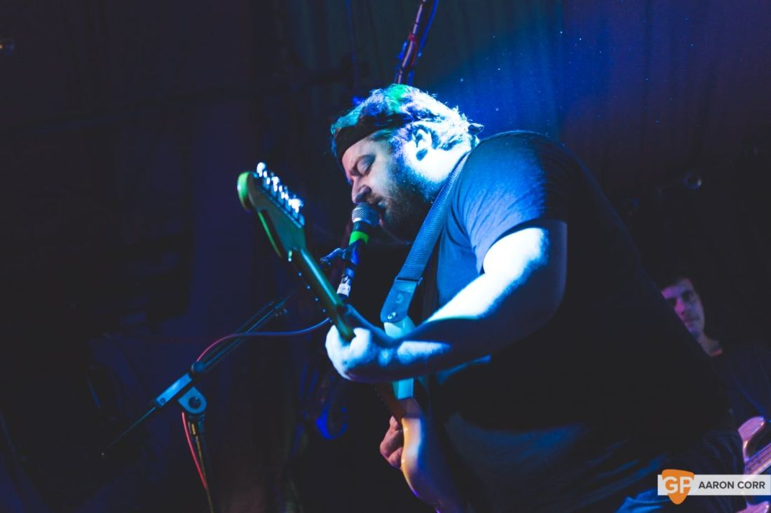 Elephant album Launch in The Grand Social by Aaron Corr-3231