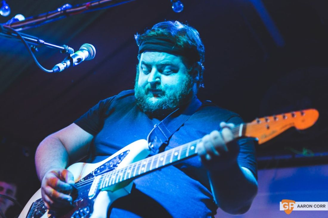 Elephant album Launch in The Grand Social by Aaron Corr-3239