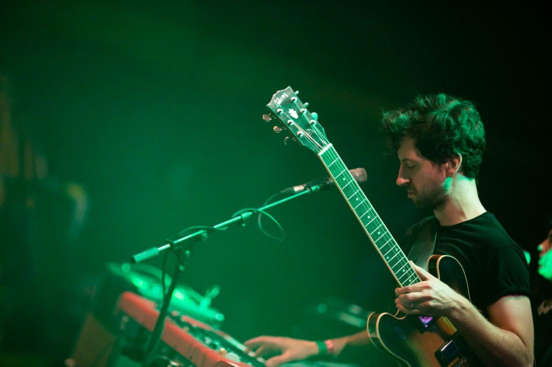Delorentos performs at Indiependence 2018 by Kieran Frost