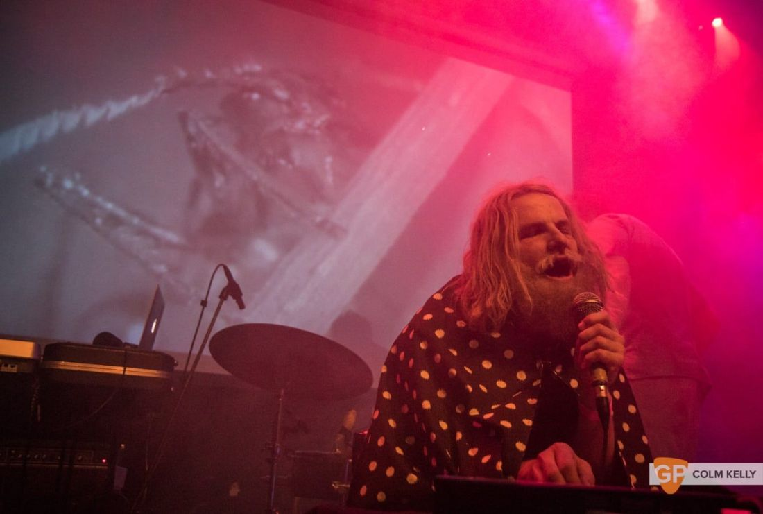 Jorge Elbrecht at The Button Factory 16.8.2018 by Colm Kelly