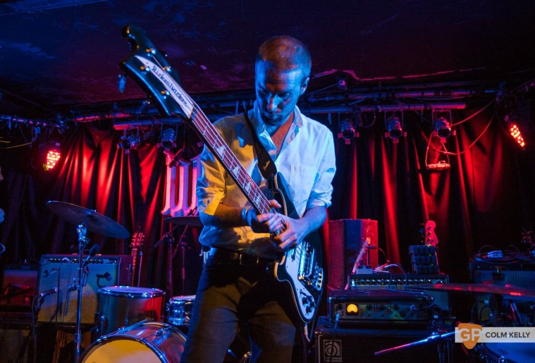 Melts at Whelans 21.8.2018 by Colm Kelly