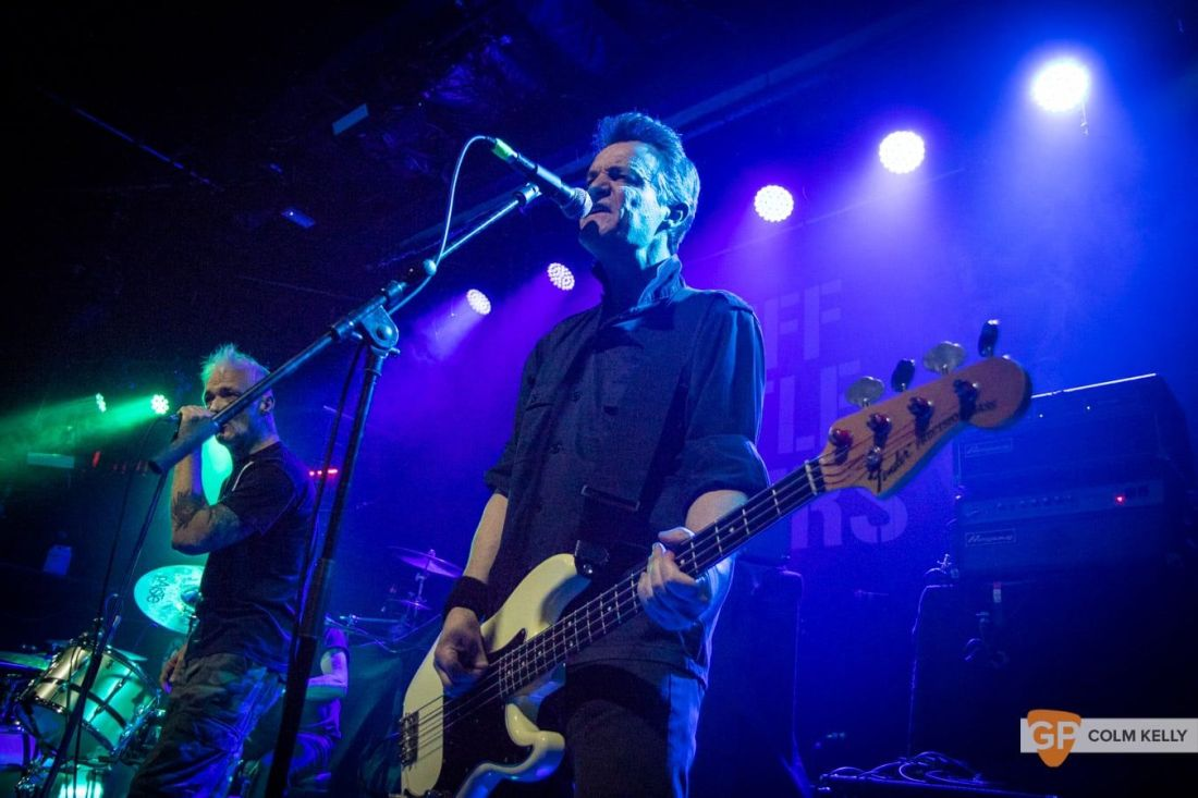 The Defects at The Academy, Dublin 24.8.2018 by Colm Kelly-0078