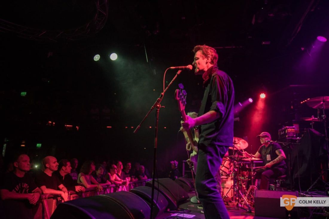 The Defects at The Academy, Dublin 24.8.2018 by Colm Kelly-0765