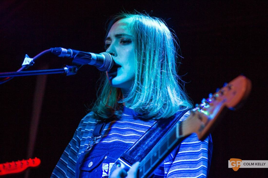 Soccer Mommy at The Grand Social by Colm Kelly-5485