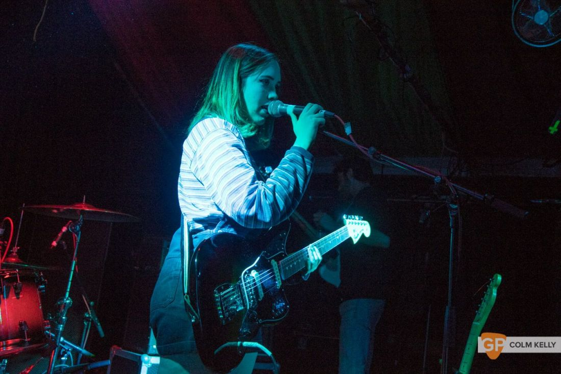 Soccer Mommy at The Grand Social by Colm Kelly-8320