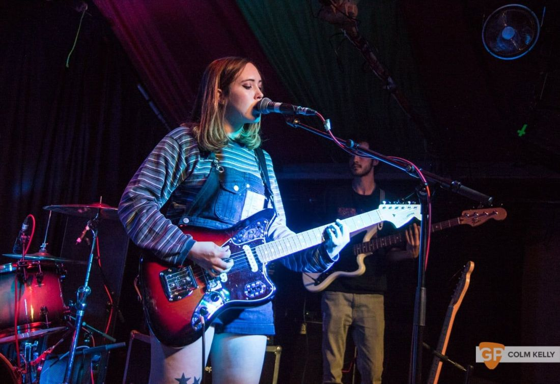 Soccer Mommy at The Grand Social by Colm Kelly-8411