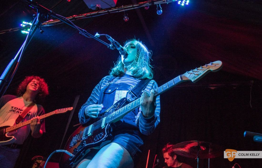 Soccer Mommy at The Grand Social by Colm Kelly-8590