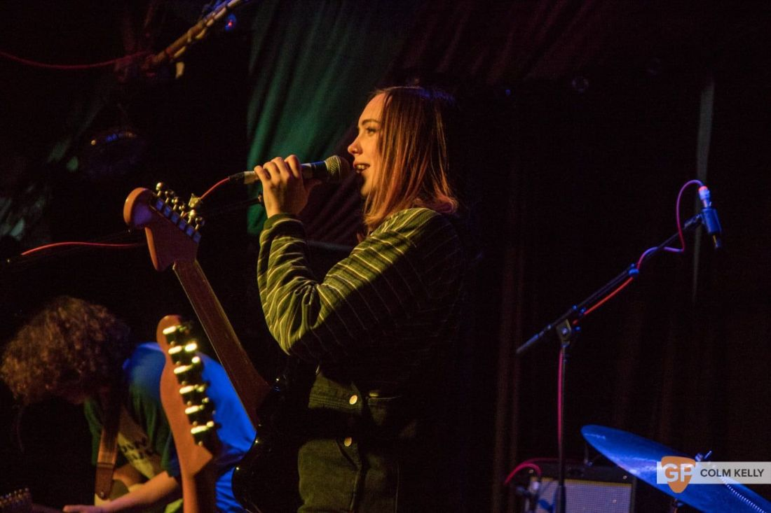 Soccer Mommy at The Grand Social by Colm Kelly-8782