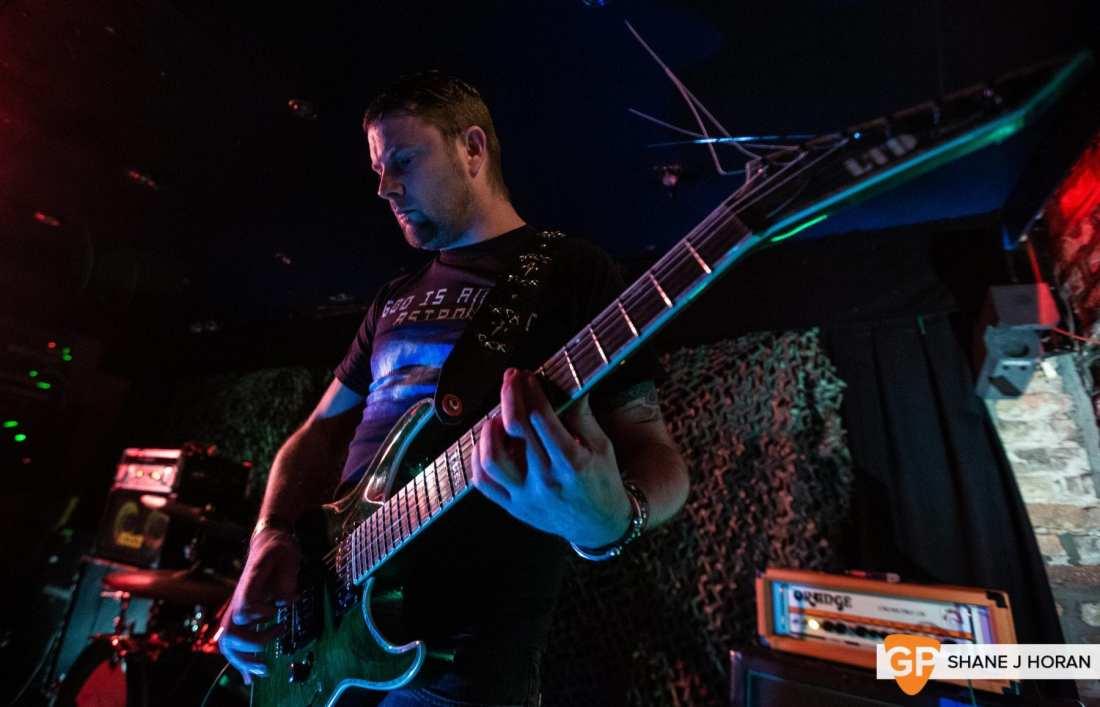 Dark Matter, Dolans, Limerick, Shane J Horan, 27-10-18-2