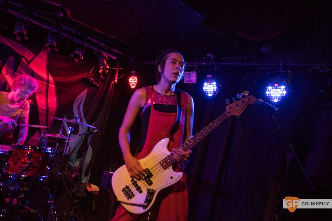 Dream Wife at Whelan's Dublin by Colm Kelly-1378