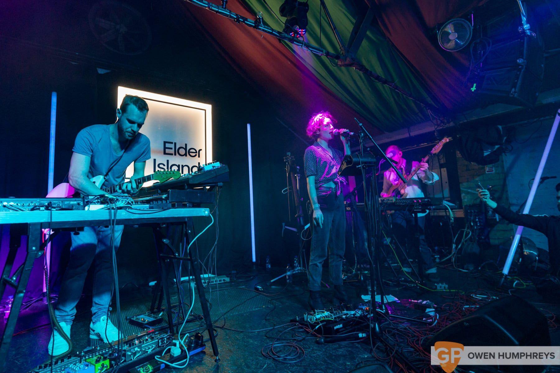 Elder Island at The Grand Social. Photo by Owen Humphreys www.owen.ie