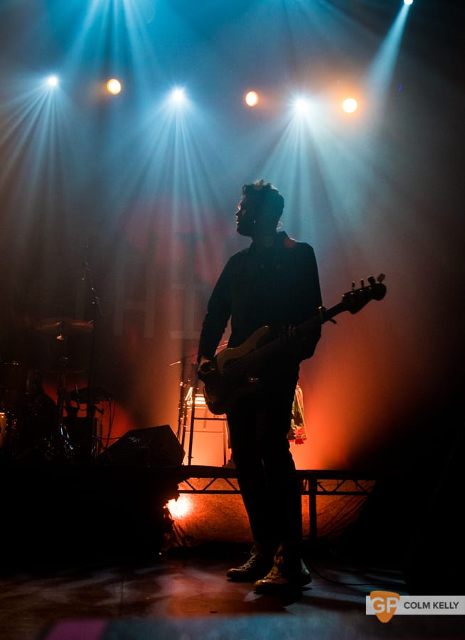 Everything Everything at The Olympia Theatre, Dublin by Colm Kelly-0501