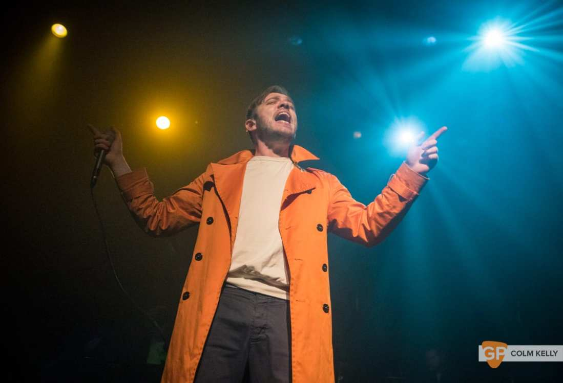 Everything Everything at The Olympia Theatre, Dublin by Colm Kelly-0709