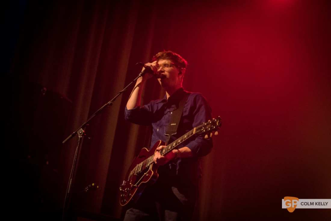 Everything Everything at The Olympia Theatre, Dublin by Colm Kelly-1348