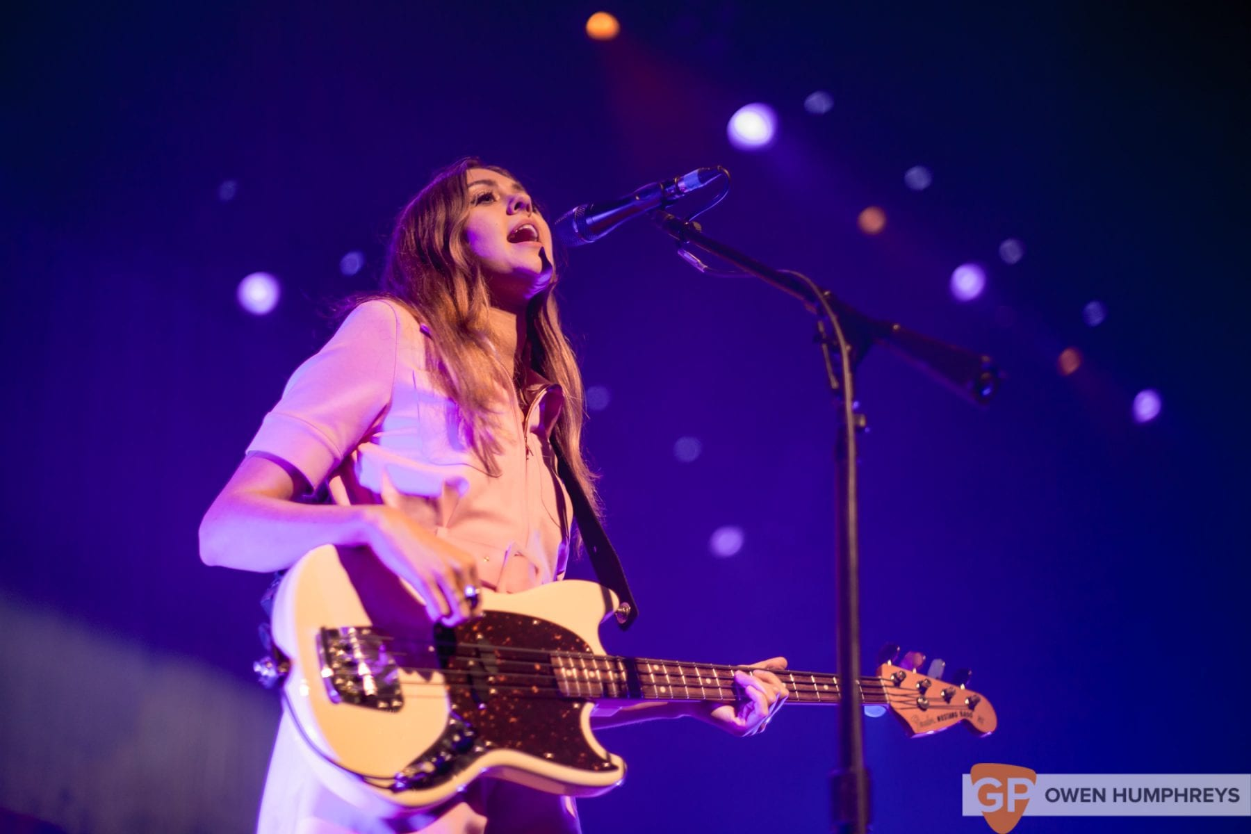 First Aid Kit at The Olympia Theatre. Photo by Owen Humphreys www.owen.ie