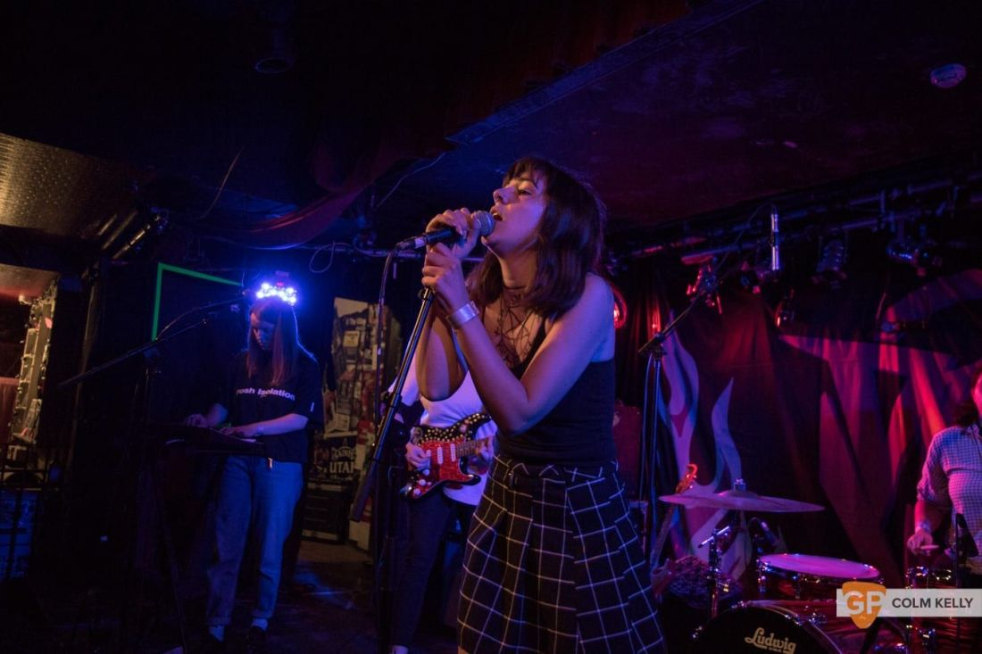 Girlfriend at Whelan's Dublin by Colm Kelly-0097