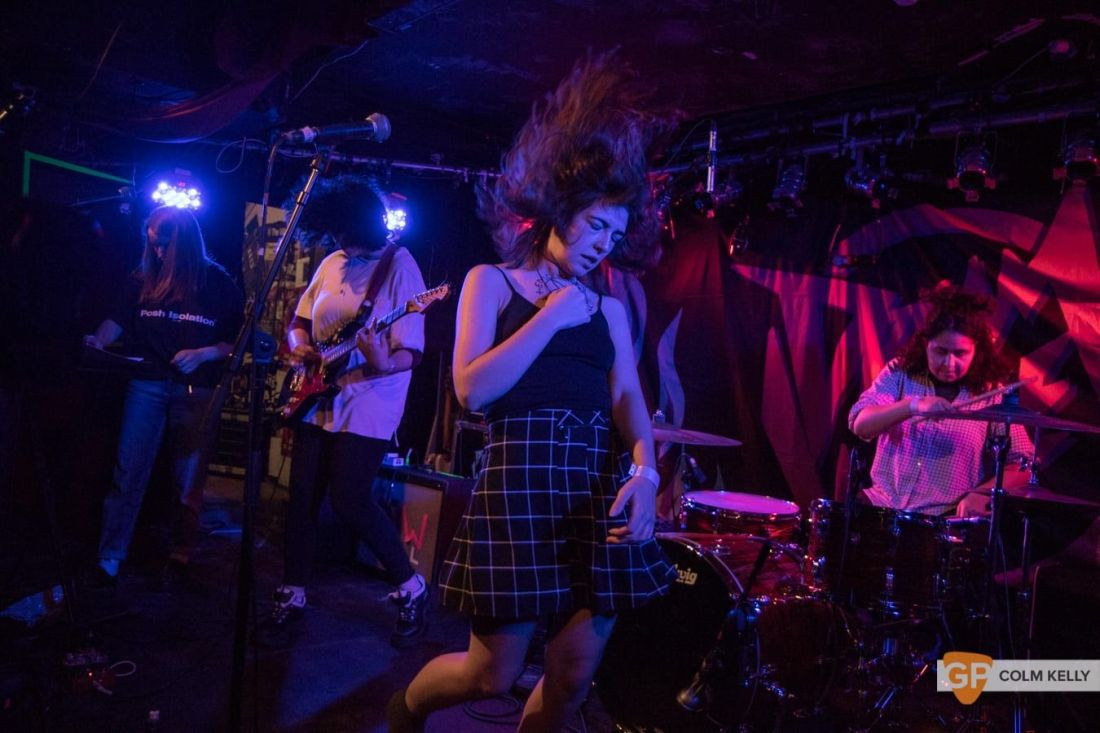 Girlfriend at Whelan's Dublin by Colm Kelly-0441