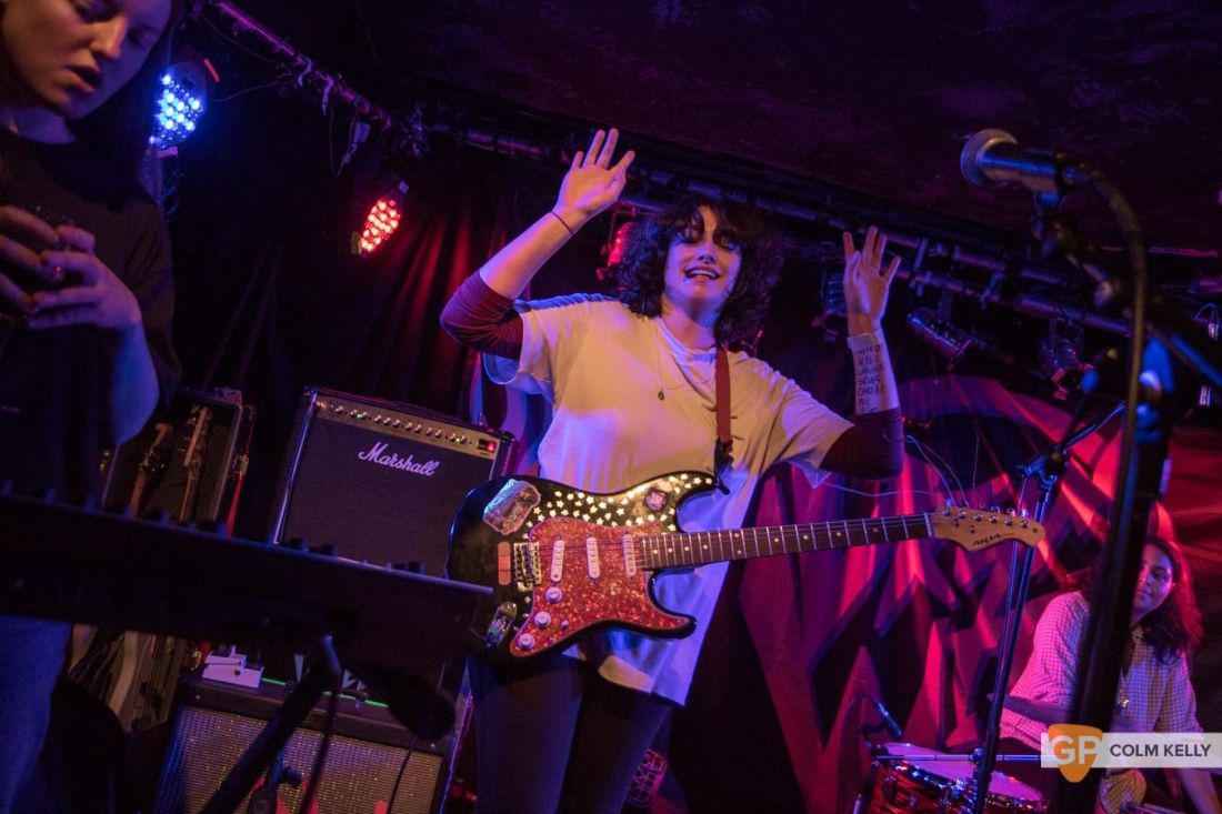 Girlfriend at Whelan's Dublin by Colm Kelly-0525