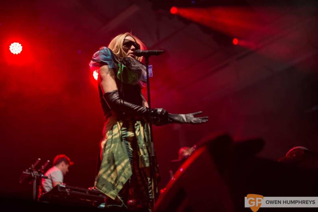 Roisin Murphy live at Metropolis 2018. Photo by Owen Humphreys www.owen.ie