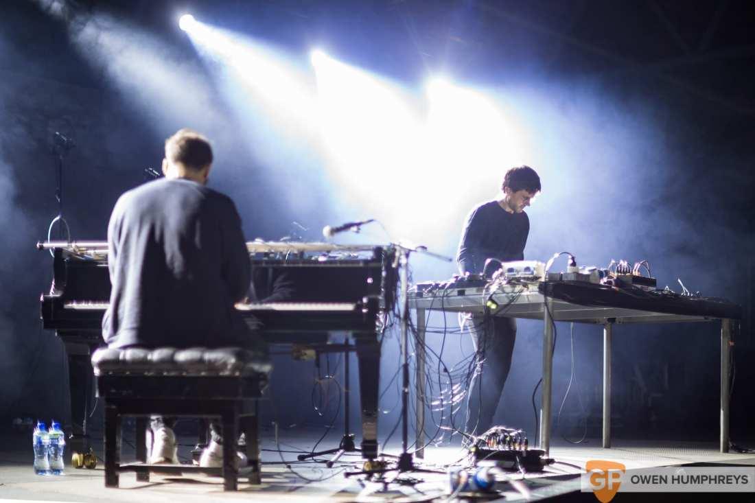 Grandbrothers live at Metropolis 2018. Photo by Owen Humphreys www.owen.ie