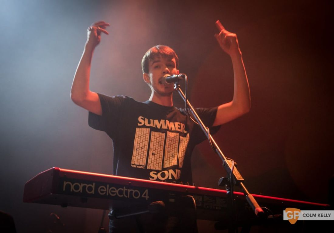 Rex Orange County at Vicar St., Dubin by Colm Kelly–113