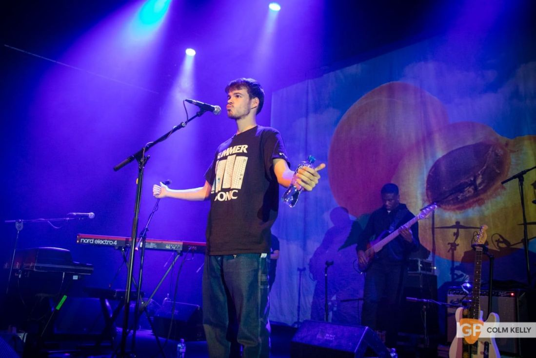 Rex Orange County at Vicar St., Dubin by Colm Kelly–3
