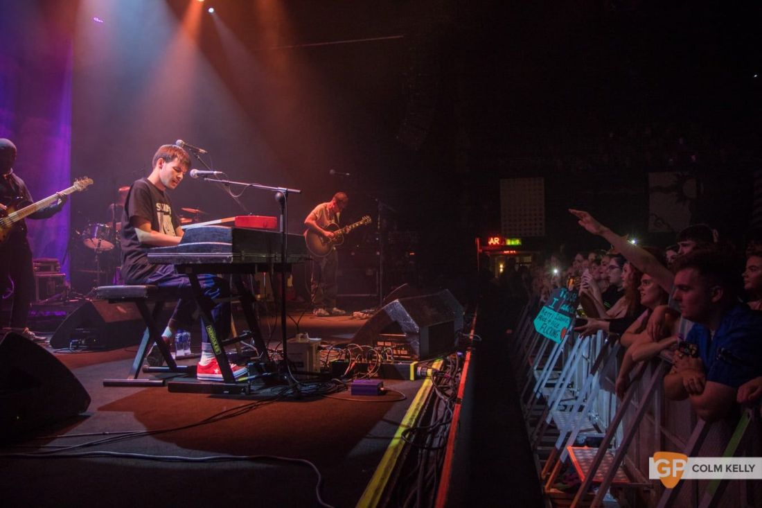 Rex Orange County at Vicar St., Dubin by Colm Kelly–85