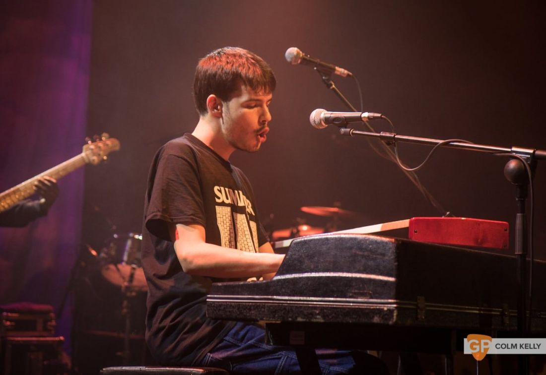Rex Orange County at Vicar St., Dubin by Colm Kelly–91