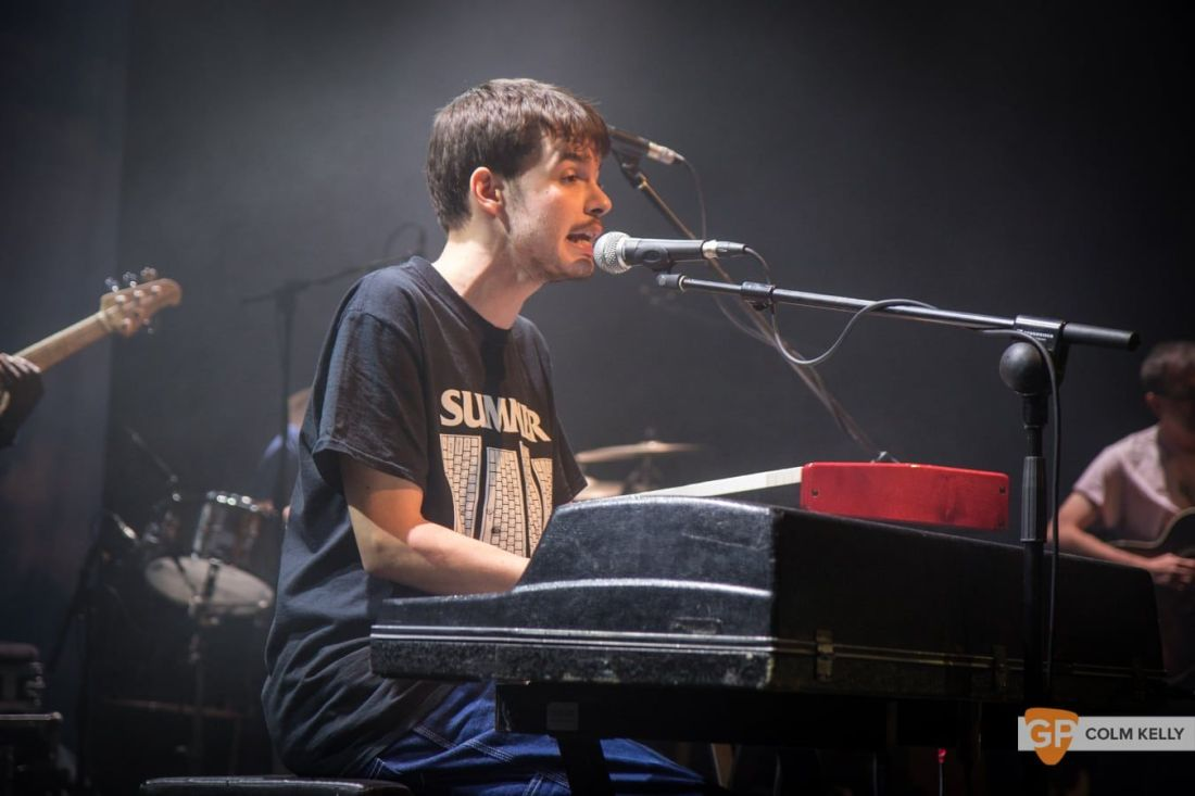 Rex Orange County at Vicar St., Dubin by Colm Kelly–93