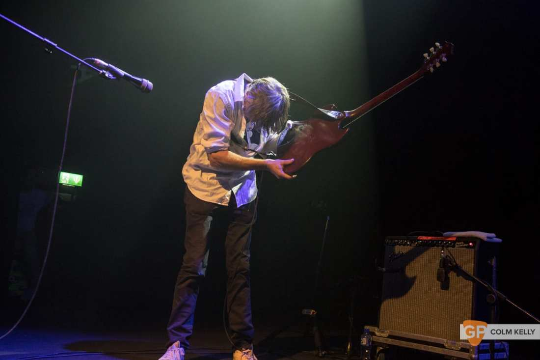 Stephen Malkmus & The Jicks at Vicar St. by Colm Kelly-1144