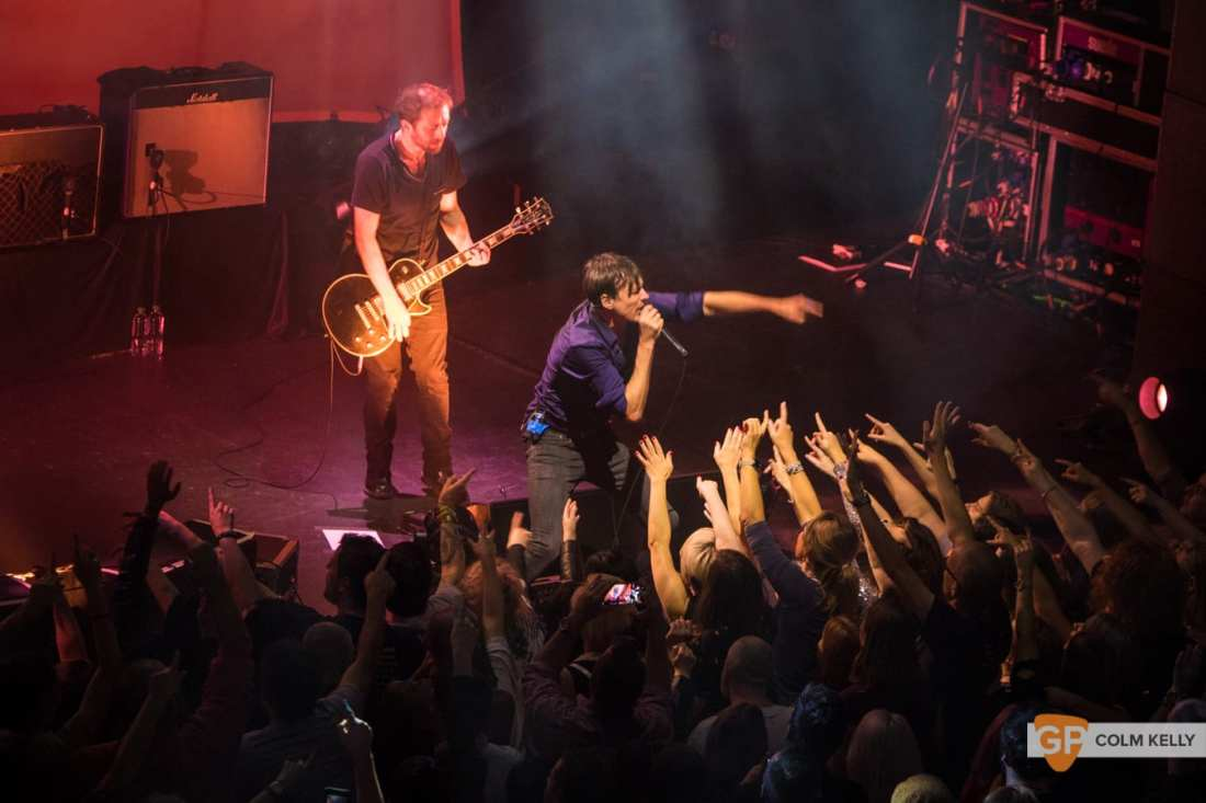 Suede at The Bord Gais Energy Theatre, Dublin by Colm Kelly-0635