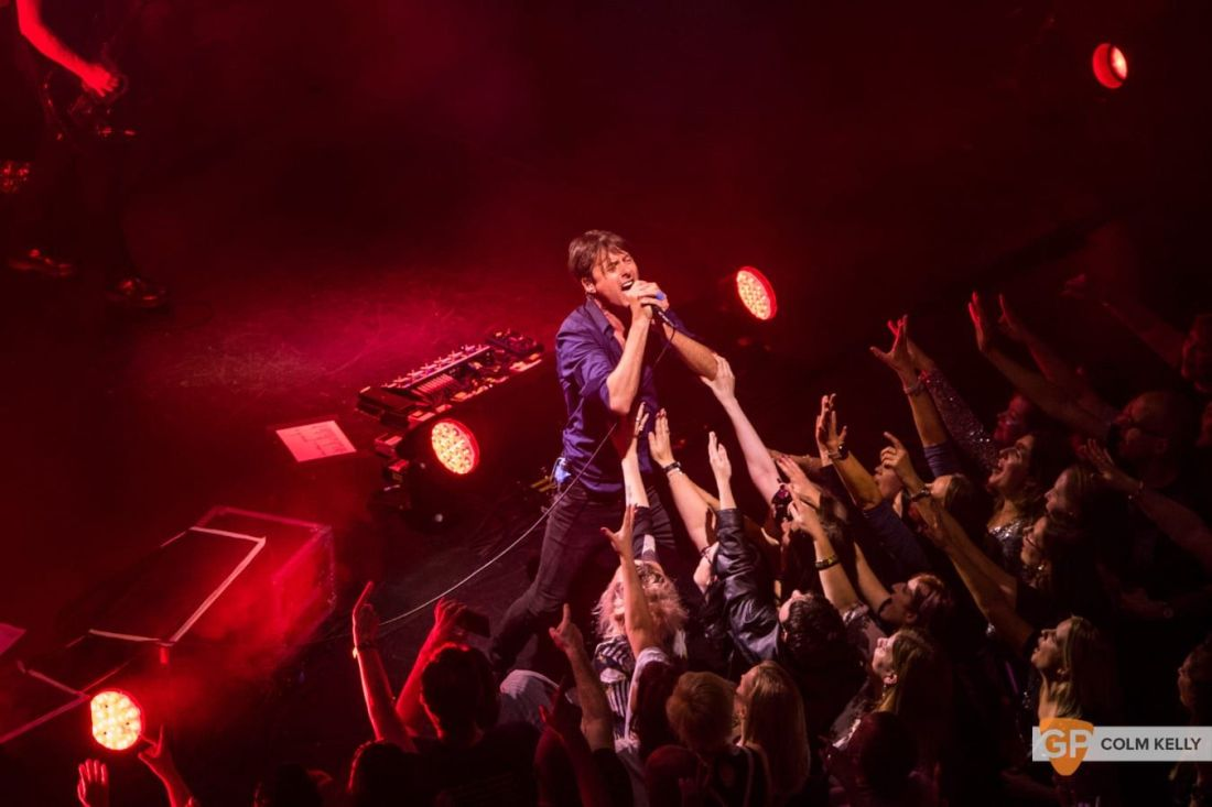 Suede at The Bord Gais Energy Theatre, Dublin by Colm Kelly-0920