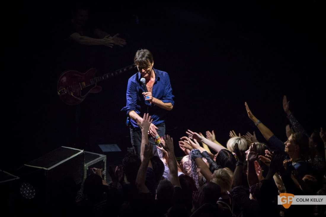 Suede at The Bord Gais Energy Theatre, Dublin by Colm Kelly-1021