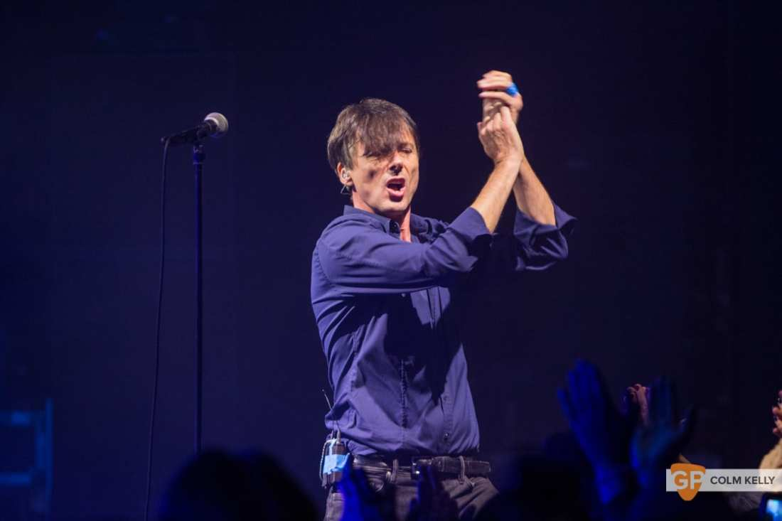 Suede at The Bord Gais Energy Theatre, Dublin by Colm Kelly-1248