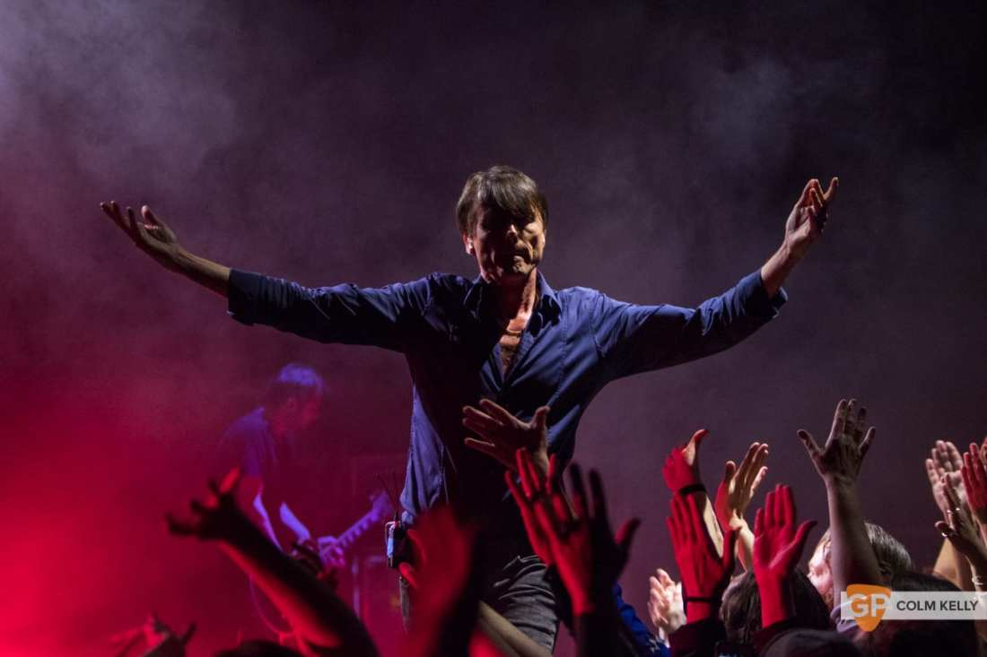 Suede at The Bord Gais Energy Theatre, Dublin by Colm Kelly-1667