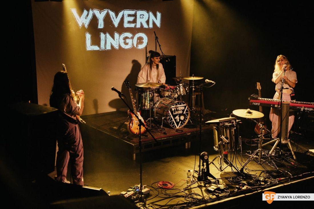Wyvern Lingo live at Dolan's photographed by Zyanya Lorenzo.
